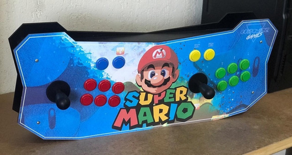 Fliperama Portatil + De 8.000 Jogos Super Nintendo+ Ps1+ N64