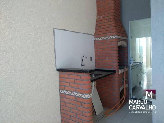 Casa Com 3 Dormitórios À Venda, 80 M² Por R$ 230.000 - Palmital - Marília/sp - Ca0508