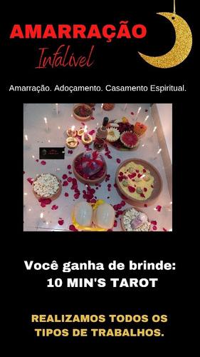 Amarração Amorosa Para Trazer Seu Amor De Volta + Tarot
