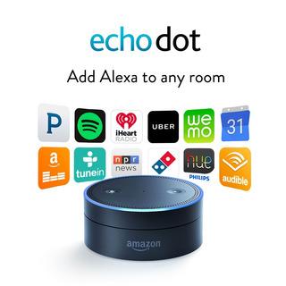 Amazon Echo Dot Segunda Generación