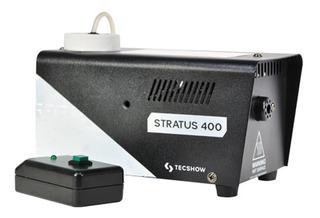 Maquina De Humo Tecshow Stratus 400 - Garantia