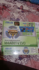 Placa Mae Asus M4a88t-v Evo