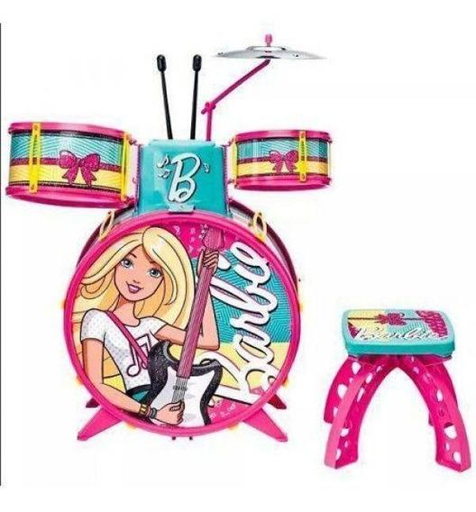 Barbie Bateria Infantil Fabulosa - 72931