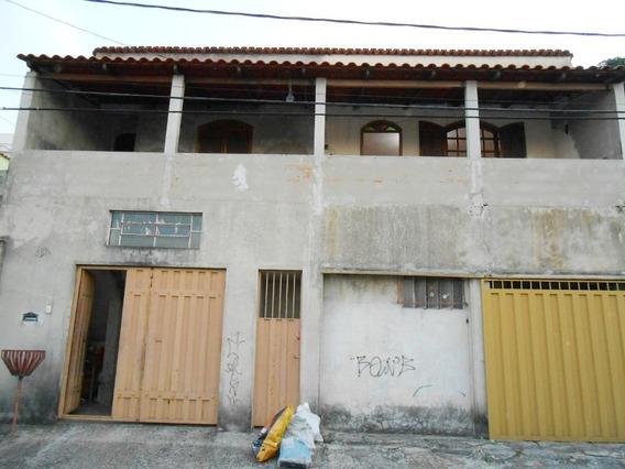 Casa Com 3 Quartos Para Comprar No Bandeirantes Em Contagem/mg - 1589