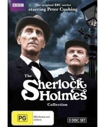 Sherlock Holmes Peter Cushing Coleccion