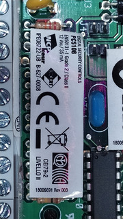 Modulo Expansor 8 Zonas Dsc Pc 5108