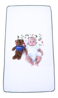 Colchón Classic Baby Comodísimos 100 X 190 X 20 Cm