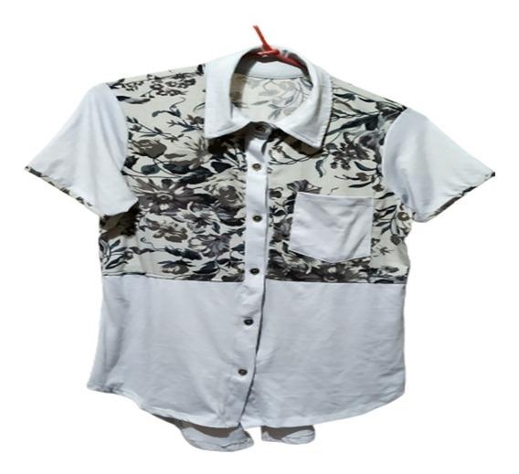 Camisa Mangas Cortas Oferta Primavera- Verano.