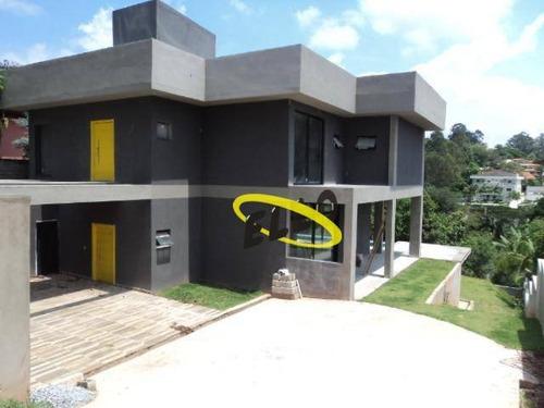 Ótima Casa Condomínio Fechado Km 26 Da Raposo Tavares - Ca4051