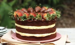 Curso De Como Fazer Bolo Naked Cake