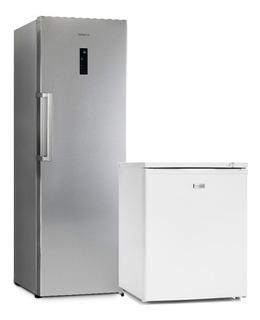 Heladera Vondom 360lts+freezer Bajo Mesada Bco 85lts-cuotas