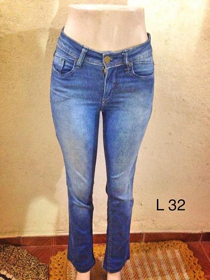 Calça Jeans 36 Linda Marca: Marfino