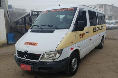 Mercedes-benz Sprinter 313 28 Lugares 2007 Escolar