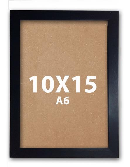 20 Moldura 10x15 Porta Retrato Para Fotos Parede Com Vidro