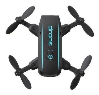 Drone Linxtech IN1601 720p con cámara HD negro