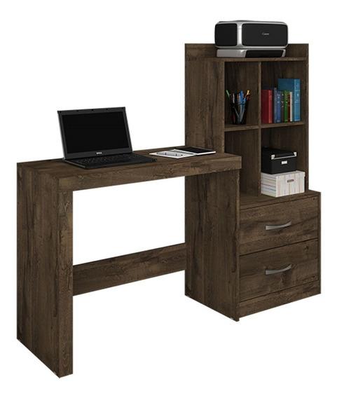 Escrivaninha Mesa Para Computador Alana Cacau Jcm Movelaria