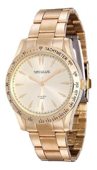 Relógio Seculus Feminino 25542lpsvda1