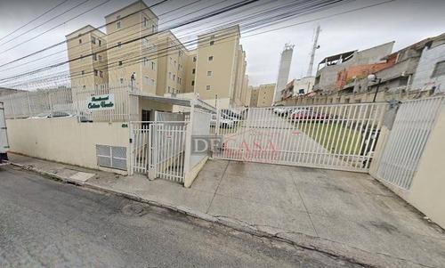 Imagem 1 de 15 de Apartamento Com 2 Dormitórios À Venda, Guaianases - São Paulo/sp - Ap5785