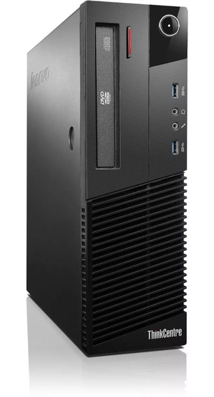 Cpu Desktop Intel Core I7 3,4ghz 8 Gb 500 Gb Thinkcentre E73