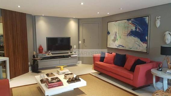 Lindíssimo Apartamento Á Venda Em Moema!!! - Fl3748