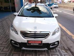 Peugeot 2008 Griffe 1.6 16v Aut. Flex 2017 Branco