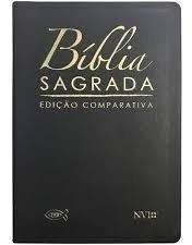 Bíblia Sagrada Edição Comparativa Corrigida E Nvi Fiel E Atu