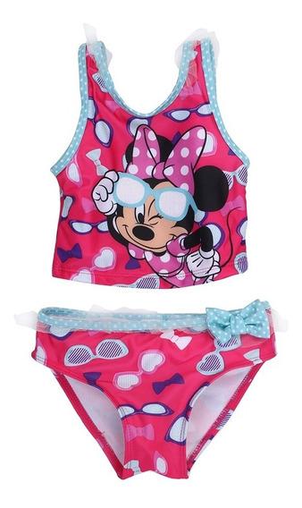 Traje De Baño Mimi Minie Mouse Hermoso Excelente Calidad