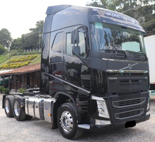 Volvo Fh 460 Com 132 Mil Km 6x2