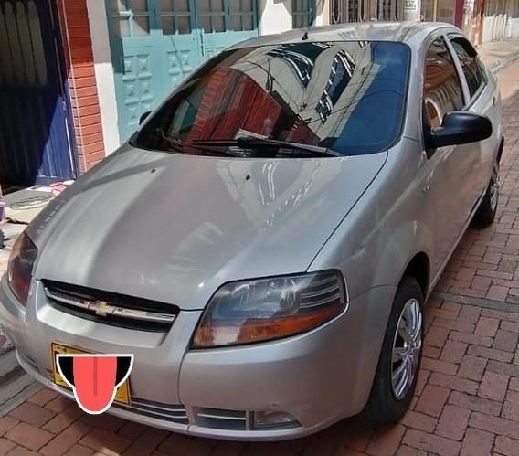 Hermoso Aveo Sedan 1.4 Ful Equipo Y Extras