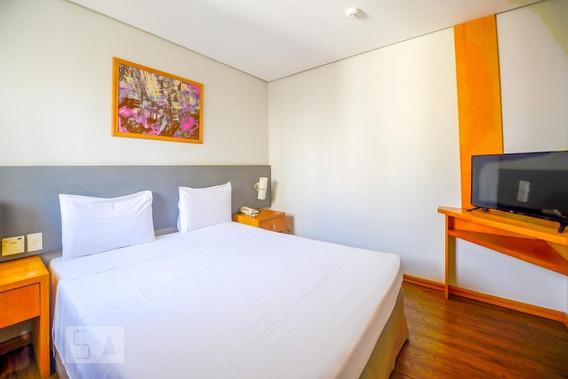 Apartamento Para Aluguel - Jardim Bela Vista, 1 Quarto, 43 - 893071606