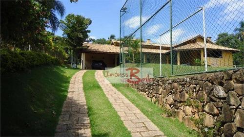 Chácara À Venda, 1560 M² Por R$ 680.000,00 - Recanto Dos Pássaros - Itatiba/sp - Ch0316