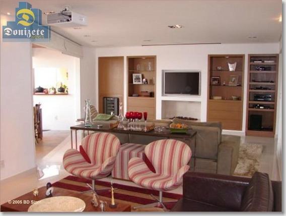 Apartamento Com 3 Dormitórios À Venda, 229 M² Por R$ 1.429.000,10 - Vila Assunção - Santo André/sp - Ap5195