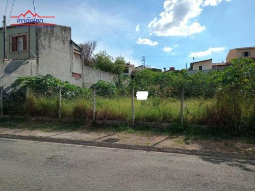 Imagem 1 de 1 de Terreno À Venda, 250 M² Por R$ 250.000,00 - Jardim Imperial - Atibaia/sp - Te1791