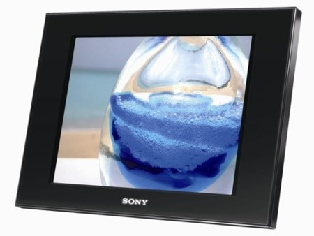Portaretrato Digital Sony 8 Pulgadas Dpf-d80