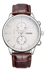 Relógio Masculino Luxo Clássico Barato!