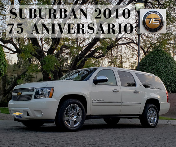 Única Chevrolet Suburban Diamond Edition 75 Aniversario