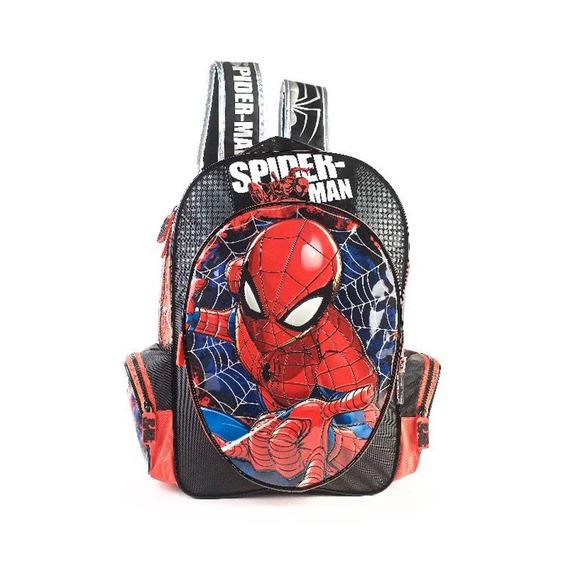 Mochila Spiderman 18 Pulgadas