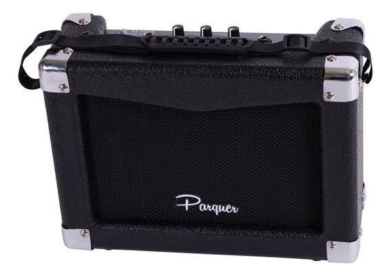 Amplificador Guitarra Parquer Twin 15 Watts Cuota