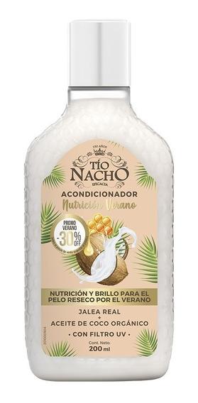 Tío Nacho Acondicionador Verano Promo 30% Off X 200 Ml
