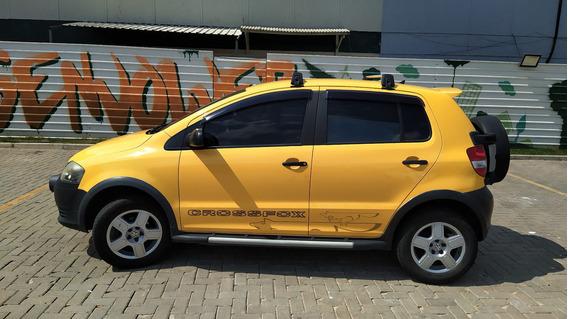 Volkswagen Crossfox,1.6 2009 Amarelo