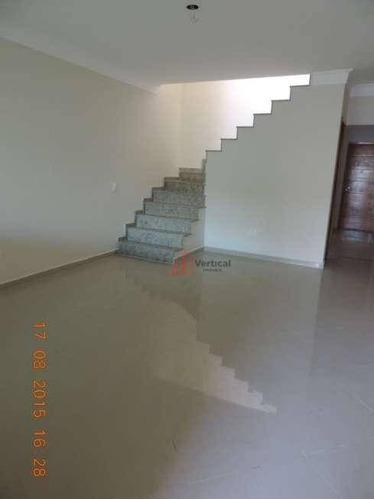 Imagem 1 de 23 de Sobrado Com 3 Dormitórios À Venda, 106 M² Por R$ 689.000,00 - Vila Carrão - São Paulo/sp - So2476