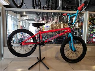 Bicicleta Venzo Cube R20 Freestyle Bmx Rojo Celete - Thuway