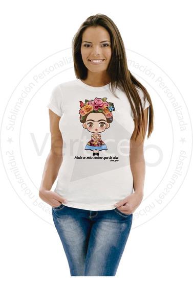 Remera Frida Kahlo