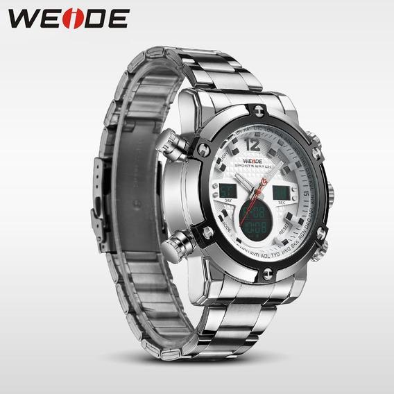 Relógio Weide   Wh-5205-2c   White