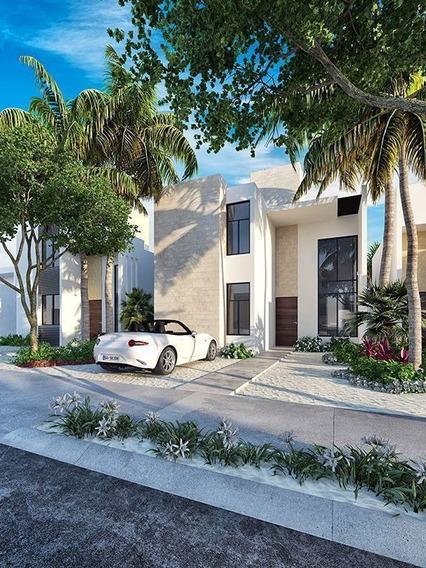 Casas De Playa En Chelen Puerto, Modelo Aura,