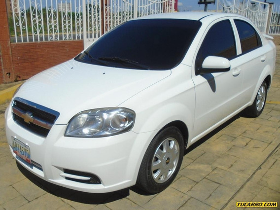 Chevrolet Aveo - Sincronica