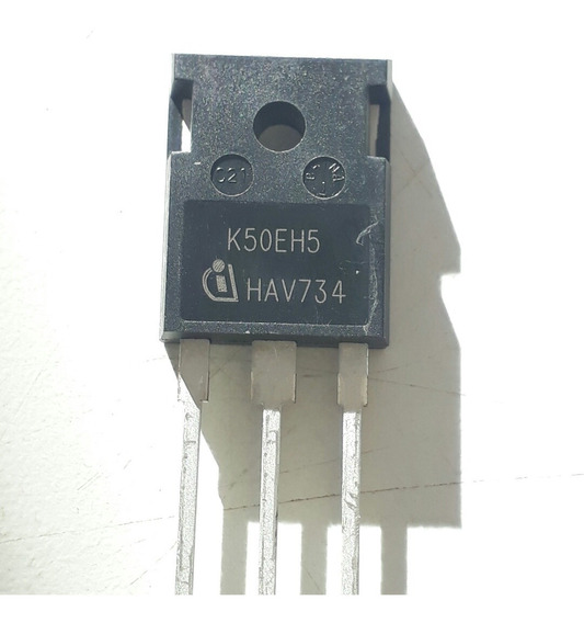 Kit 2 Igbt K50n65 - K50eh5 - Ikw50n65 Fonte Usina Jfa K50eh5
