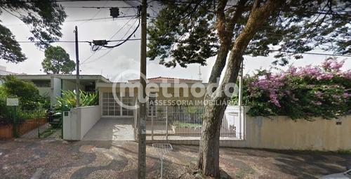 Casa Venda Jardim Chapadão Campinas Sp - Ca00032 - 68344206