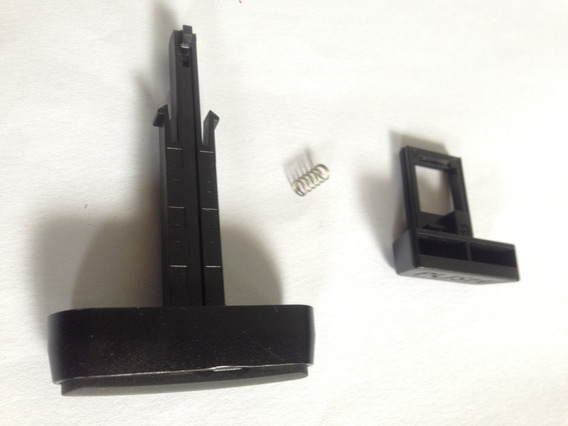 Projetor Benq Mp-515 Pé Regulador Frontal (detalhe)