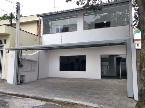 Conjunto Comercial Vago C/ Salão + 13 Salas Em Rudge Ramos S - 1033-10623